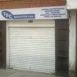 TDC Repuestos Ltda  en Bogotá