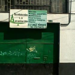 Tecnibasculas La Garantía Ltda en Bogotá