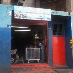 Tecnicamperos LAC en Bogotá