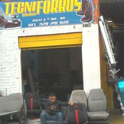 Tecniforros Lujos en Bogotá