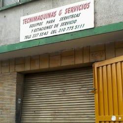 Tecnimaquinas & Servicios en Bogotá