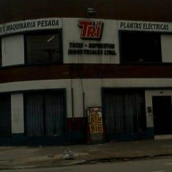 Tecnirepuestos Industriales Ltda en Bogotá