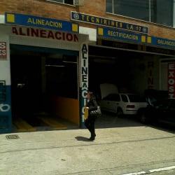 Tecnirines La 17 en Bogotá