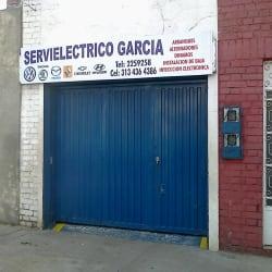 Servielectrico García en Bogotá