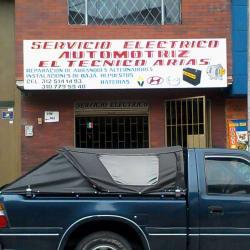 Servicio Eléctrico Automotriz El Técnico Arias en Bogotá