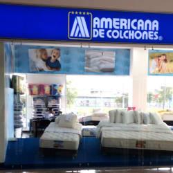 Americana de Colchones Centro Mayor en Bogotá