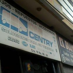 Car Centri en Bogotá