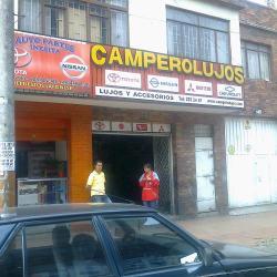 Camperolujos en Bogotá