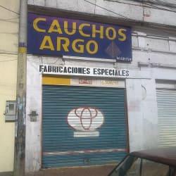 Cauchos Argo en Bogotá