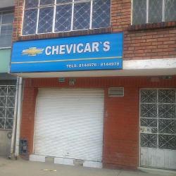 Chevicar's en Bogotá