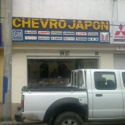 ChevroJapón en Bogotá