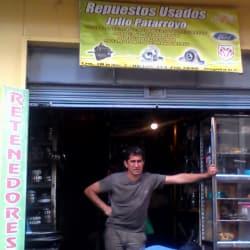 Repuestos Usados Julio Patarroyo en Bogotá