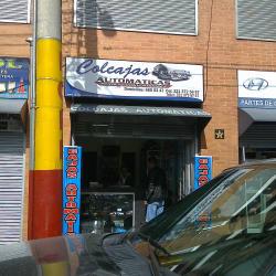 Colcajas Automaticas en Bogotá