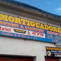 Gonsalez Sanchez Amortiguadores en Bogotá