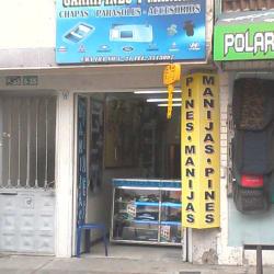 Garripines y Manijas en Bogotá