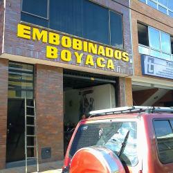 Embobinados Boyaca en Bogotá
