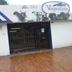 Vetpral Ltda en Bogotá