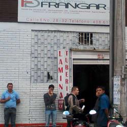 Tubos y Laminas Frangar S.A.S en Bogotá