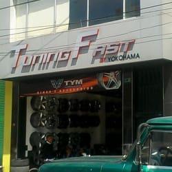 Tuning Fast en Bogotá