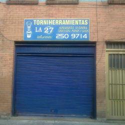 Torniherramientas La 27 en Bogotá