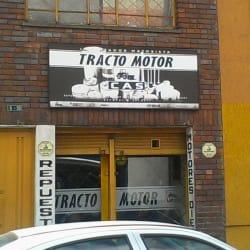 Tracto Motor CAS en Bogotá