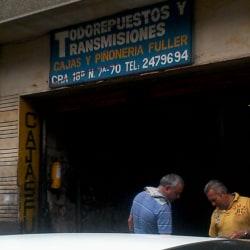 Todo Repuestos y Transmisiones en Bogotá