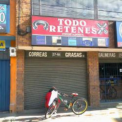 Todo Retenes en Bogotá