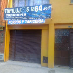 Tapilujos La 64 en Bogotá