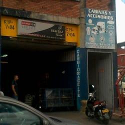 Cabinas y Accesorios en Bogotá