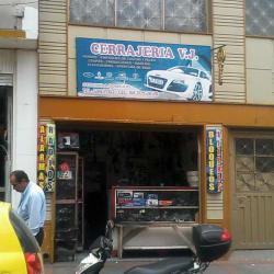 Cerrajería V J en Bogotá