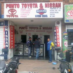 Punto Toyota & Nissan en Bogotá