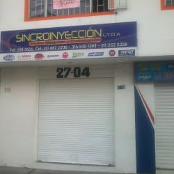 Sincroinyección Ltda en Bogotá