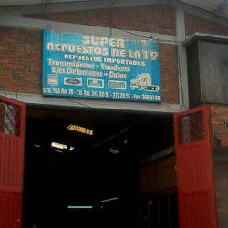 Super Repuestos De La 19 en Bogotá
