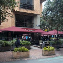 Juan Valdez Café Parque de la 93  en Bogotá
