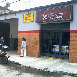 Automotores Campos S.A.S en Bogotá