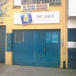 Set & Stand en Bogotá