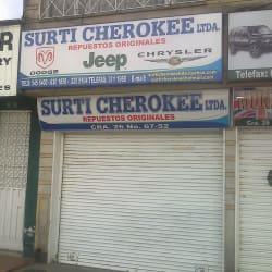 Surti Chevrokee Ltda. en Bogotá