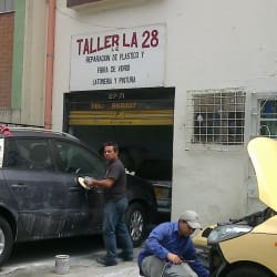 Taller La 28 Lg en Bogotá