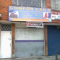 Confor Car's en Bogotá
