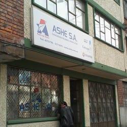 Ashe S.A en Bogotá