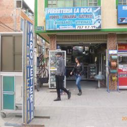 Ferrelectricos La Roca en Bogotá