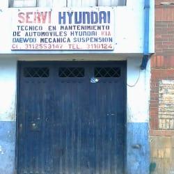 Servi Hyunday en Bogotá