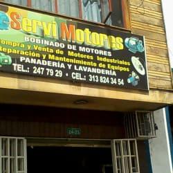 Servi Motores en Bogotá