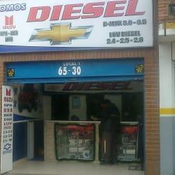 Somos Diesel en Bogotá