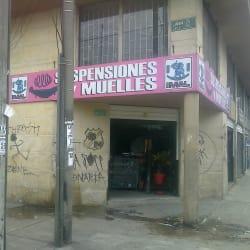 Suspensiones y Muelles en Bogotá