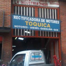 Toquica en Bogotá