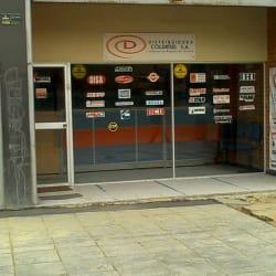 Coldiesel SA en Bogotá