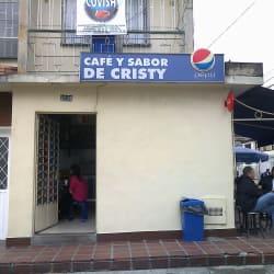 Cafe Y Sabor De Cristy en Bogotá