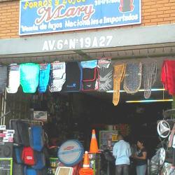 Forros y Lujos Mary en Bogotá