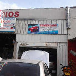 Romer Cars Mecanica En General en Bogotá